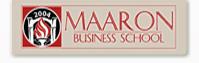 logo MAARON BUSINESS SCHOOL