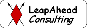 logo Leap Ahead Consulting